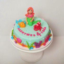 Детский торт №109