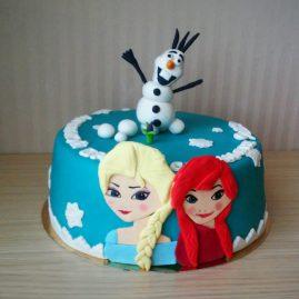 Детский торт №110