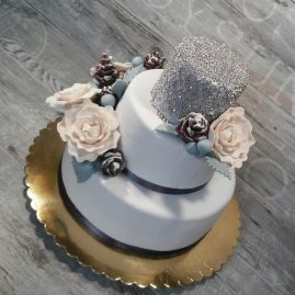 Свадебный торт №118