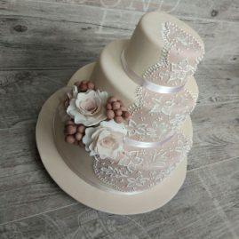 Свадебный торт №119