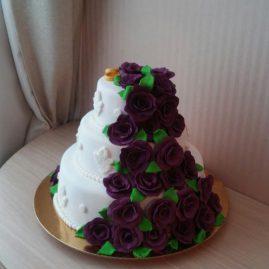 Свадебный торт №120