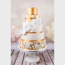 Свадебный торт №123