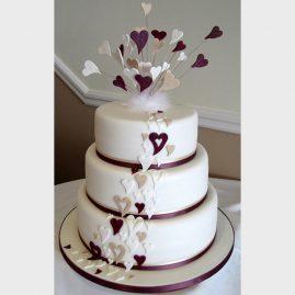 Свадебный торт №126