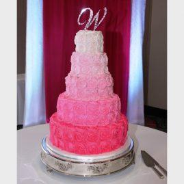 Свадебный торт №129