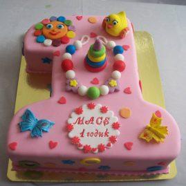 Детский торт №12
