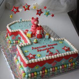 Детский торт №13