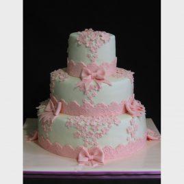Свадебный торт №132