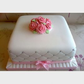 Свадебный торт №133