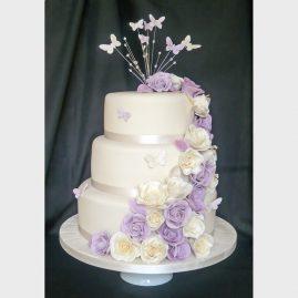 Свадебный торт №134