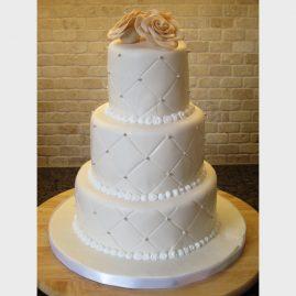 Свадебный торт №135