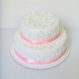Свадебный торт №138