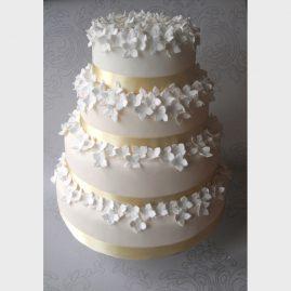 Свадебный торт №141