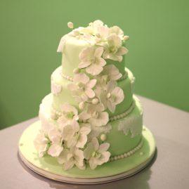 Свадебный торт №142