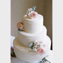 Свадебный торт №143