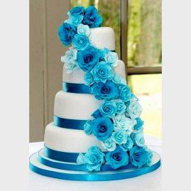 Свадебный торт №146