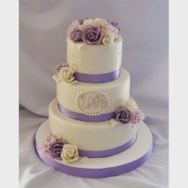 Свадебный торт №147