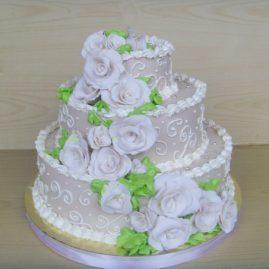Свадебный торт №149