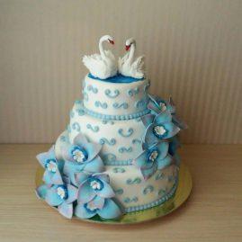 Свадебный торт №151