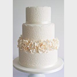 Свадебный торт №152