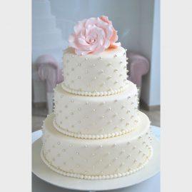 Свадебный торт №154