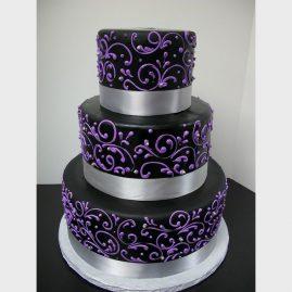 Свадебный торт №156