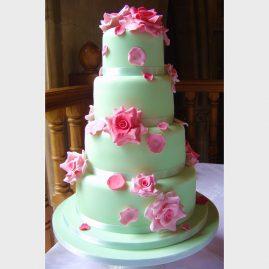 Свадебный торт №159