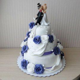 Свадебный торт №160