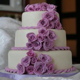 Свадебный торт №165