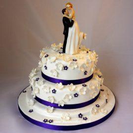 Свадебный торт №166