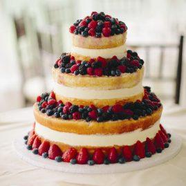Свадебный торт №167