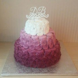 Свадебный торт №168