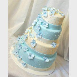 Свадебный торт №169