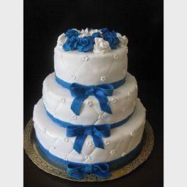Свадебный торт №173