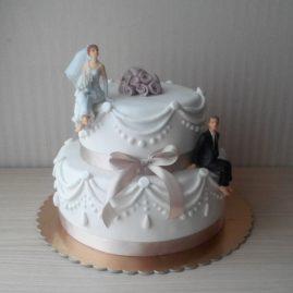 Свадебный торт №174