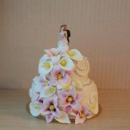 Свадебный торт №179