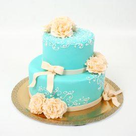 Свадебный торт №180
