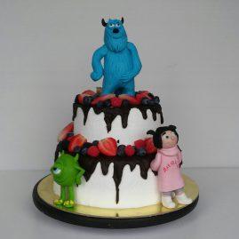 Детский торт №18