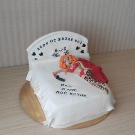 Торт для мужчины №196