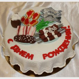 Торт для мужчины №198