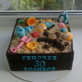 Торт для мужчины №199