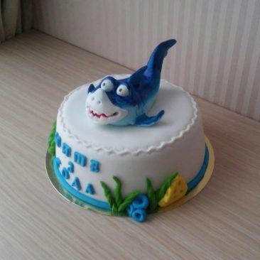 Детский торт №19