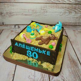 Торт для мужчины №209