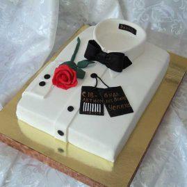 Торт для мужчины №215