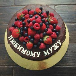 Торт для мужчины №226