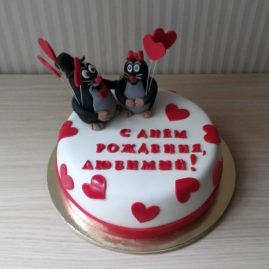 Торт для мужчины №227