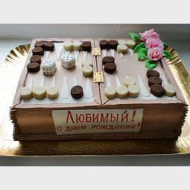 Торт для мужчины №229