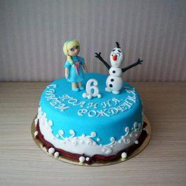 Детский торт №231
