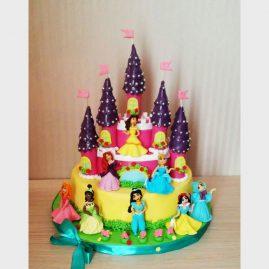 Детский торт №232