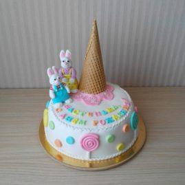 Детский торт №240