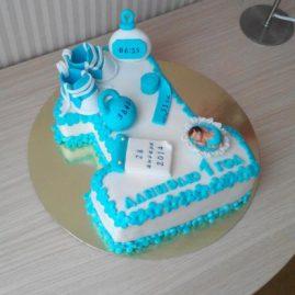 Детский торт №259